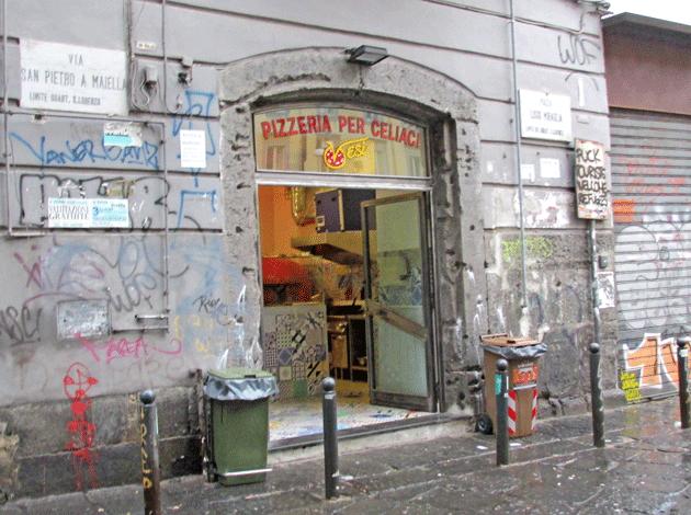 dove mangiare vegan a Napoli